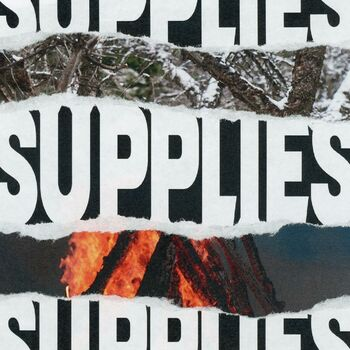 Supplies cover