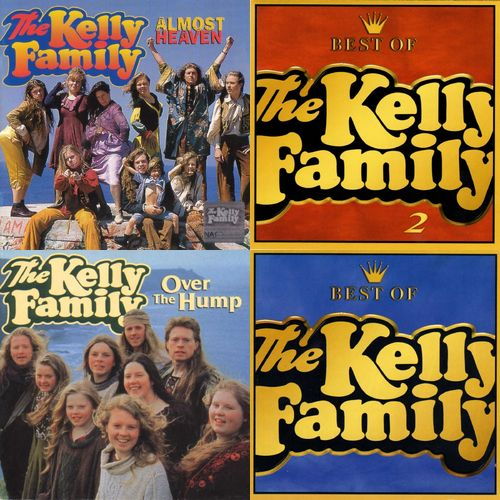Over the hump the kelly family