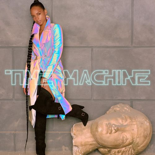 Capa Time Machine – Alicia Keys Mp3