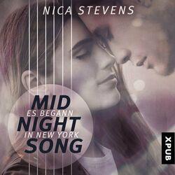 Midnightsong. (Es begann in New York) Audiobook