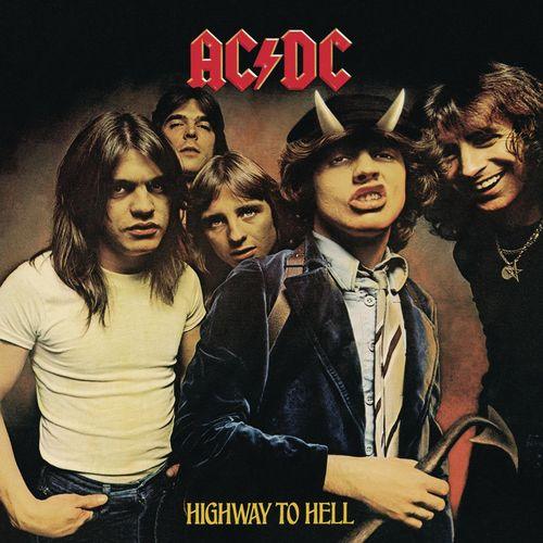 AC/DC – Highway to Hell CD Completo