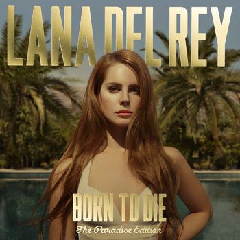 Born To Die cover