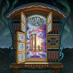 The Vintage Caravan – Monuments 2021 CD Completo