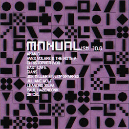 Album cover of Manualism 10.0