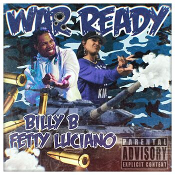 War Ready (feat. Fetty Luciano) cover