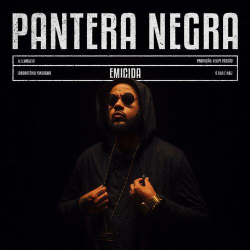 Música Pantera Negra – Emicida (2018)