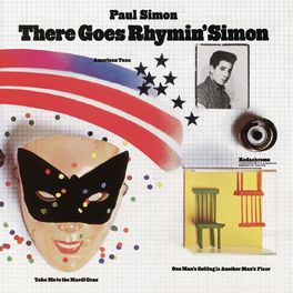 Album cover of There Goes Rhymin' Simon