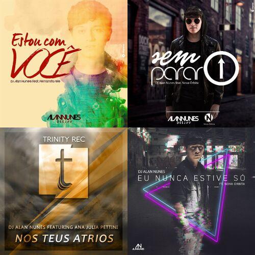 DJ Alan Nunes – Singles CD Completo