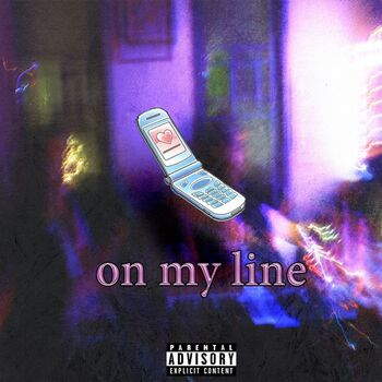 On My Line cover