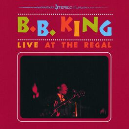 Album cover of Live At The Regal