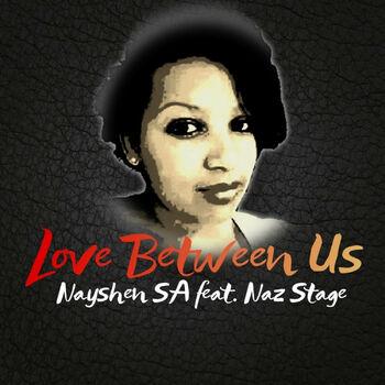Love Between Us cover