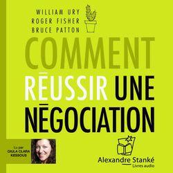 Comment Reussir Une Negociation Livre Audio Gratuit