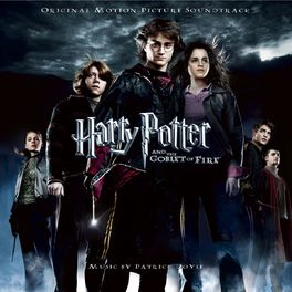 Album cover of Harry Potter And The Goblet Of Fire (Original Motion Picture Soundtrack)