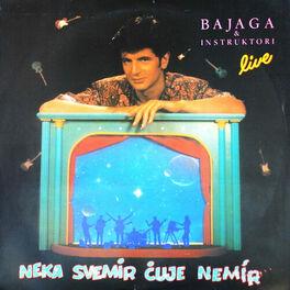 Album cover of Neka svemir cuje nemir