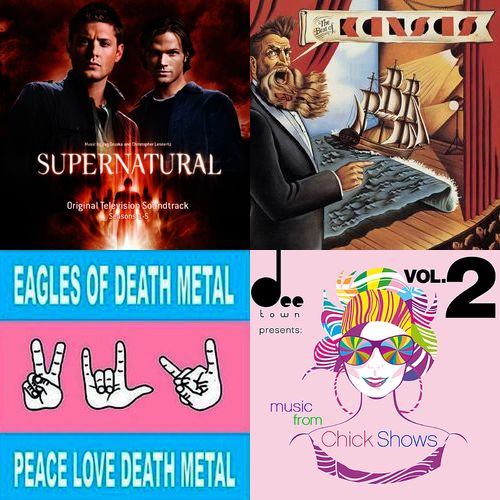 Supernatural Seasons 1- 9 (In chronological order) playlist
