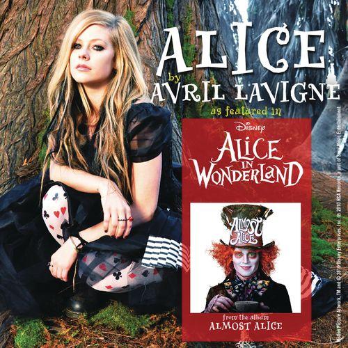 Baixar Single Alice – Avril Lavigne (2010) Grátis