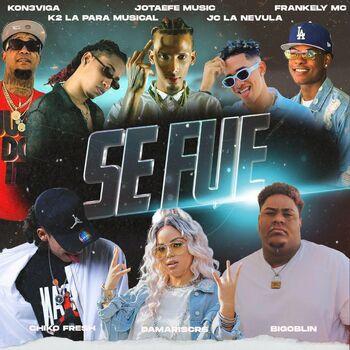 Se Fue (feat. Chiko Fresh & Kon3viga) cover