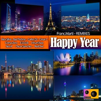 Happy Year cover