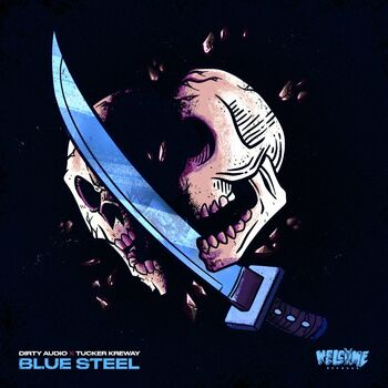 Blue Steel cover