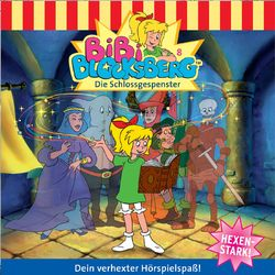 Folge 8 - Die Schlossgespenster Audiobook