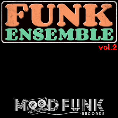 Various Artists - Funk Ensemble, Vol. 2 - Funk FLAC