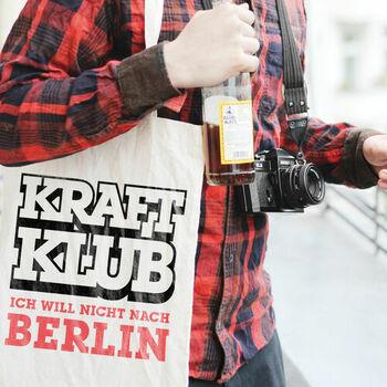 Ich will nicht nach Berlin cover
