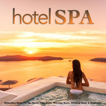 Music For Hotel Spa cover