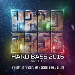 Album cover of Hard Bass 2016