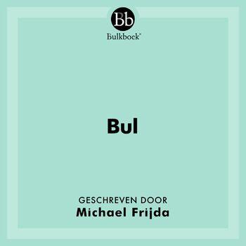 Bul - deel 1 cover