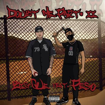 Doubt Me Part. 2 (feat. Peso) cover
