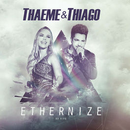 Album cover of Ethernize - Ao Vivo (Deluxe)