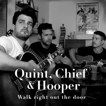Walk Right out the Door cover