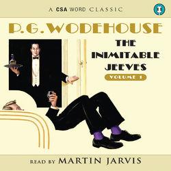The Inimitable Jeeves, Vol. 1 (Abridged) Audiobook