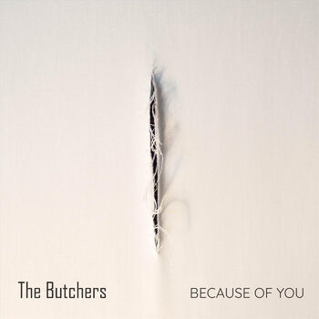 Because of You (Single Version) cover