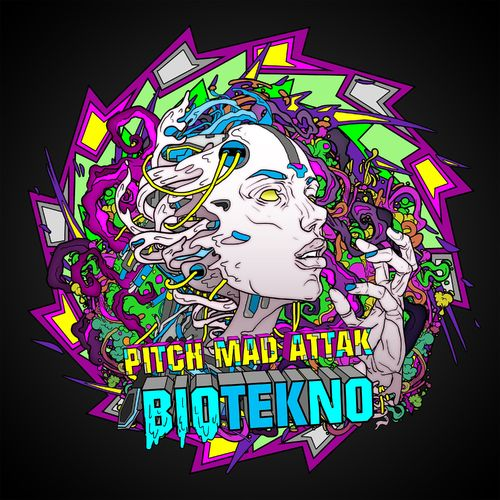 Download Pitch Mad Attak - Biotekno (Album) (UGTALB2101) mp3