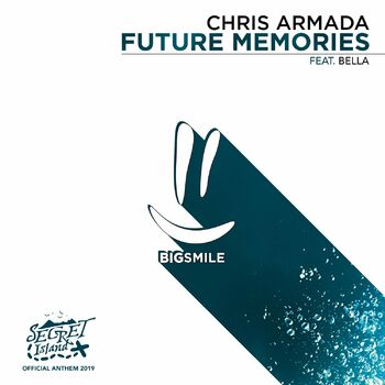 Future Memories (Official Anthem Secret Island 2019) cover