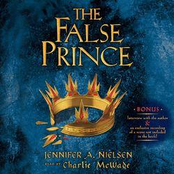 The False Prince - Ascendance Trilogy, Book 1 (Unabridged)