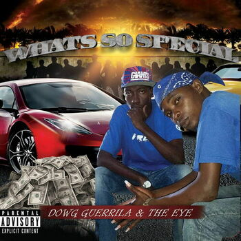 What's So Special cover