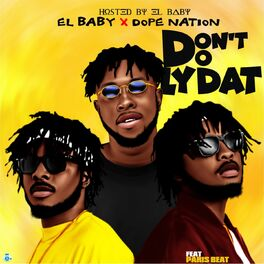 Album cover of Don't Do Lydat