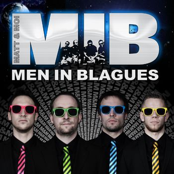 Men in blagues cover