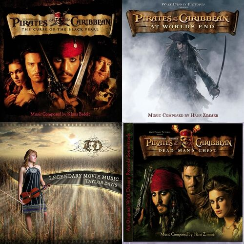 Emma - Best of PotC playlist - Listen now on Deezer | Music