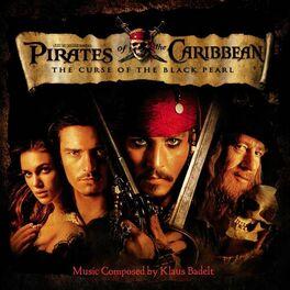 Album cover of Pirates Of The Caribbean Original Soundtrack