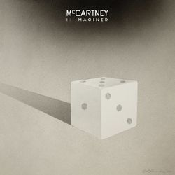 Paul McCartney – McCartney III Imagined 2021 CD Completo