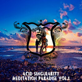 Album cover of Meditation Paradise, Vol. 1