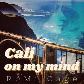 Cali on My Mind cover