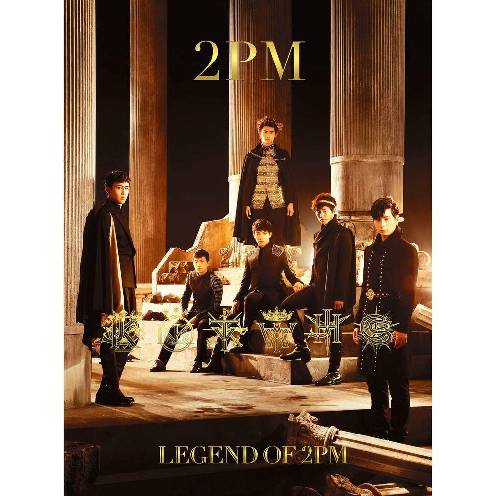 Masquerade (Legend of 2PM Version)