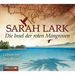 Die Insel der roten Mangroven Audiobook