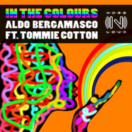 Album cover of In The Colours