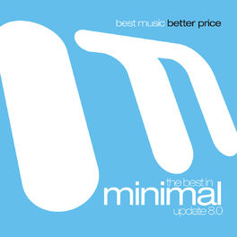 Album cover of Various Artists - The Best In Minimal 8.0 (MP3 Compilation)