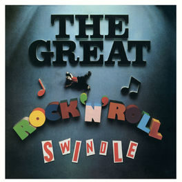 Album cover of The Great Rock 'N' Roll Swindle